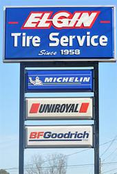 Elgin Tire Service