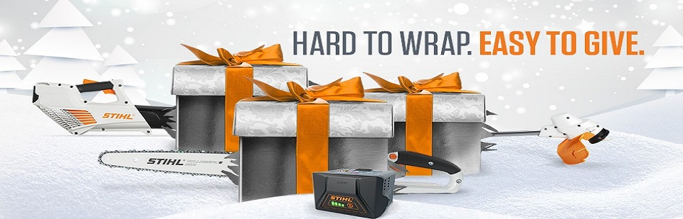 Stihl Equipment for Christmas