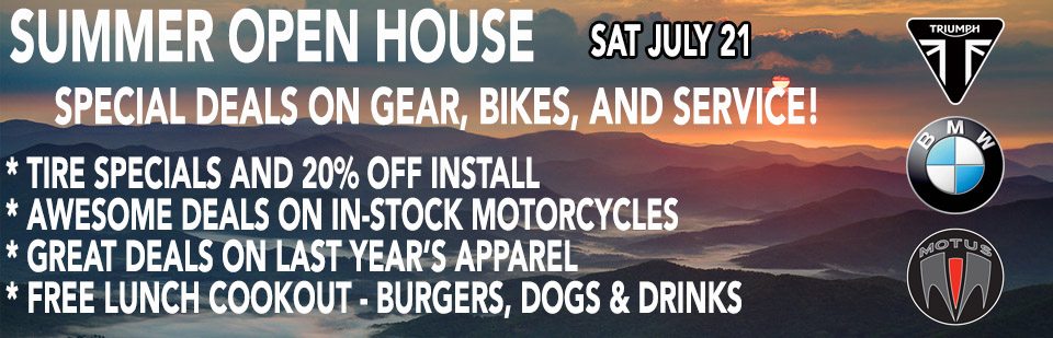 JULY 2018 open house