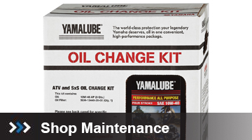 Shop Yamaha YXZ1000R Maintenance Accessories