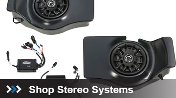 Shop Yamaha YXZ1000R Stereo System Accessories