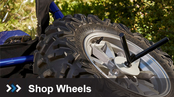 Shop Yamaha YXZ1000R Wheel Accessories