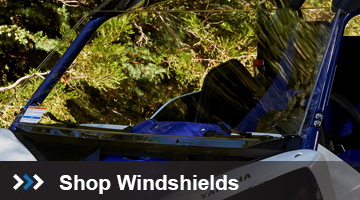 Shop Yamaha YXZ1000R Windshields Accessories