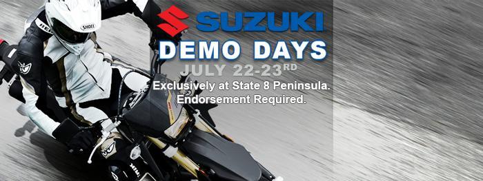Website Suzuki Demo Days