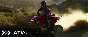 New Sport ATV and Utility Four Wheelers at State 8 Motorcycles