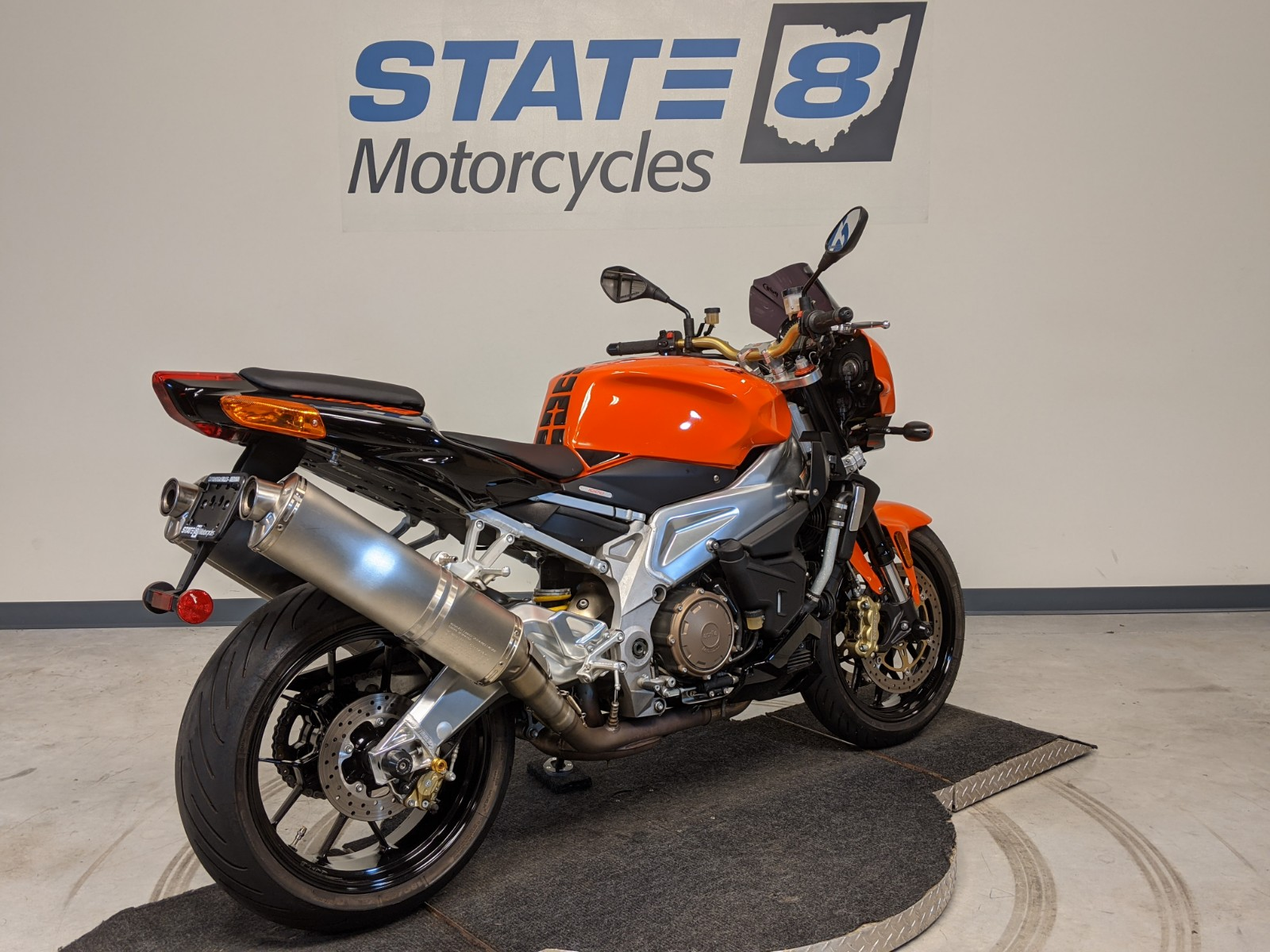 2009 Aprilia Tuono 1000r For Sale In Peninsula Oh State 8 Motorcycles