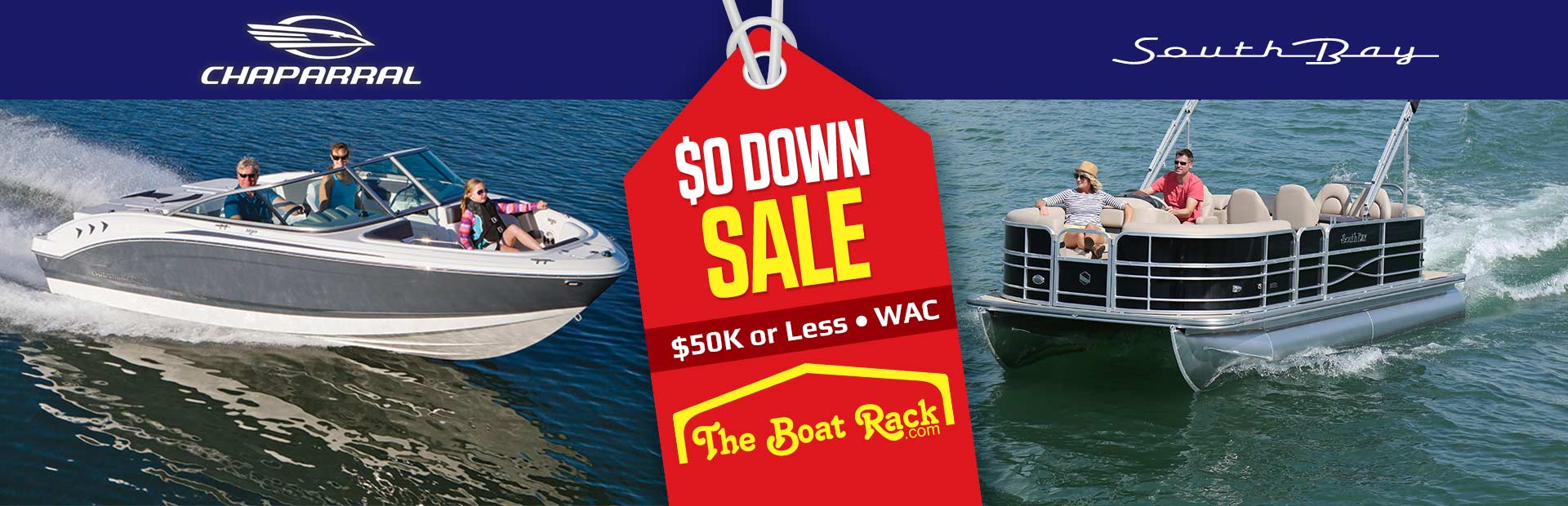 $0 Down Sale: $50K or Less • WAC