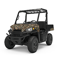 2019 RANGER EV Polaris Pursuit Camo