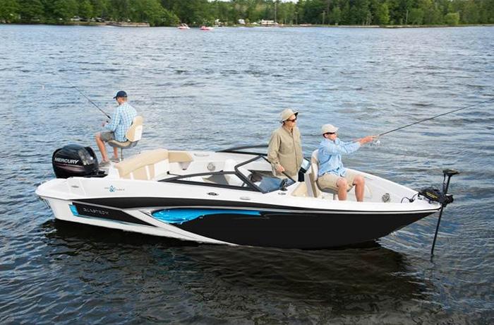 Ski/Fish Boats