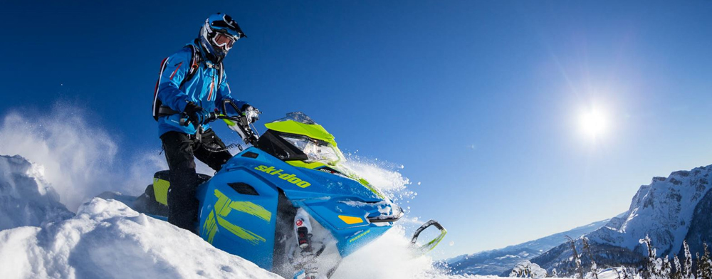 Ski-Doo at Larson PowerBoats/Sports Northwest