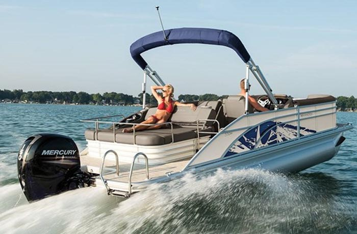 Bennington SX Series Pontoon Boats