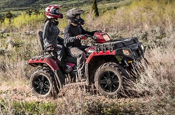 2Up & Utility ATVs