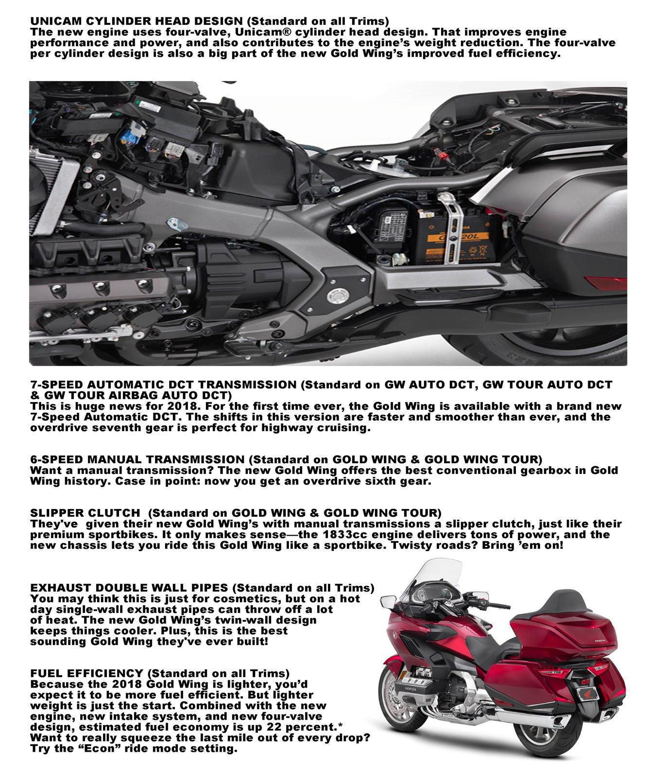 2018 gold wing niehaus cycle sales litchfield il 217 324 6565 rh niehauscycle com 1995 Honda Goldwing 2004 Honda Goldwing