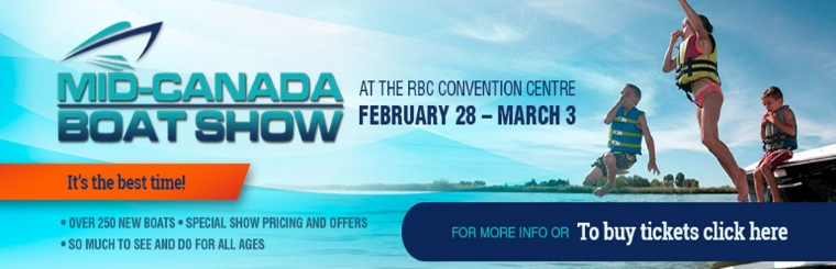 Mid-Canada Boat Show