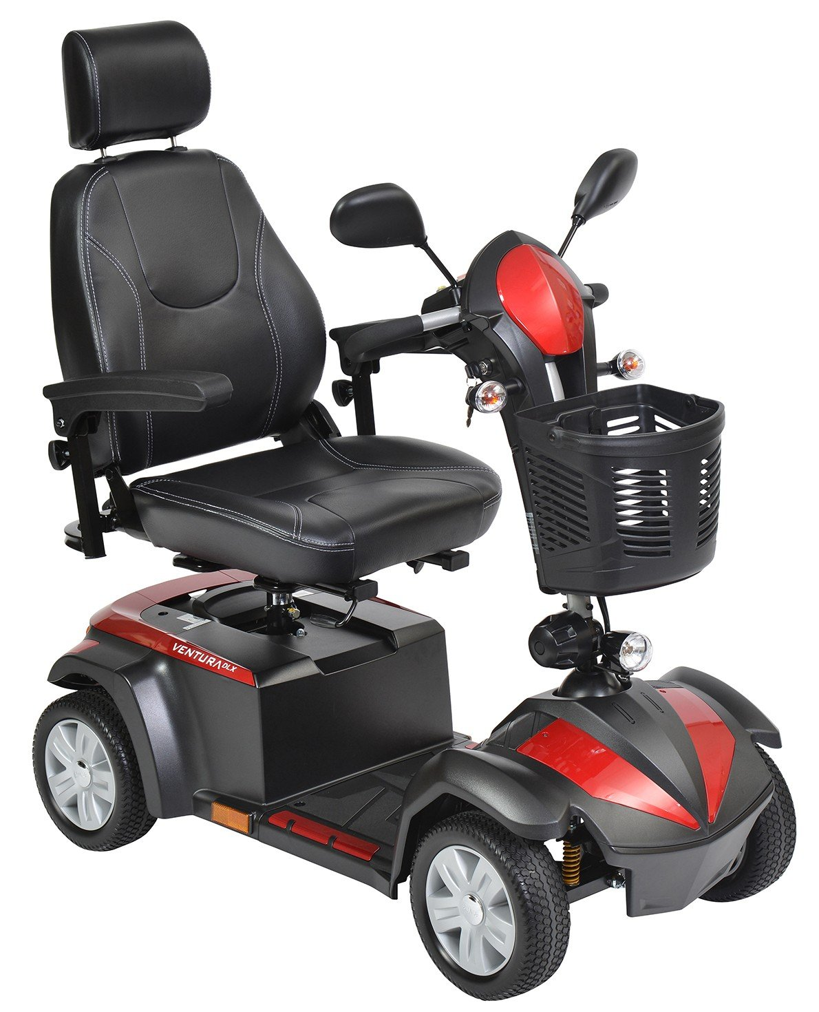 POWER SCOOTER-1