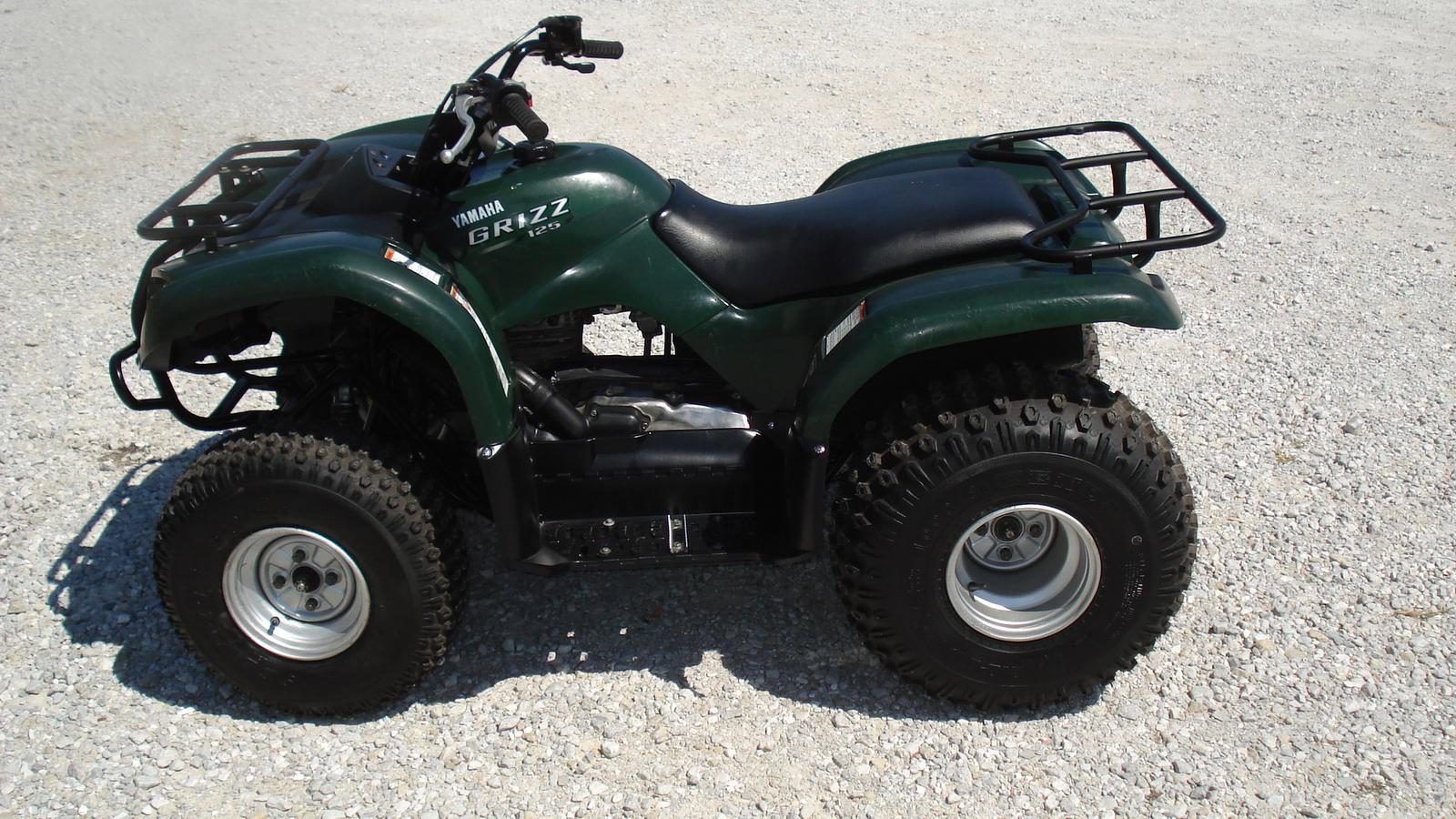 2005 Yamaha Grizzly 125 for sale in Neosho, MO | West 60 Cycle (417 ...