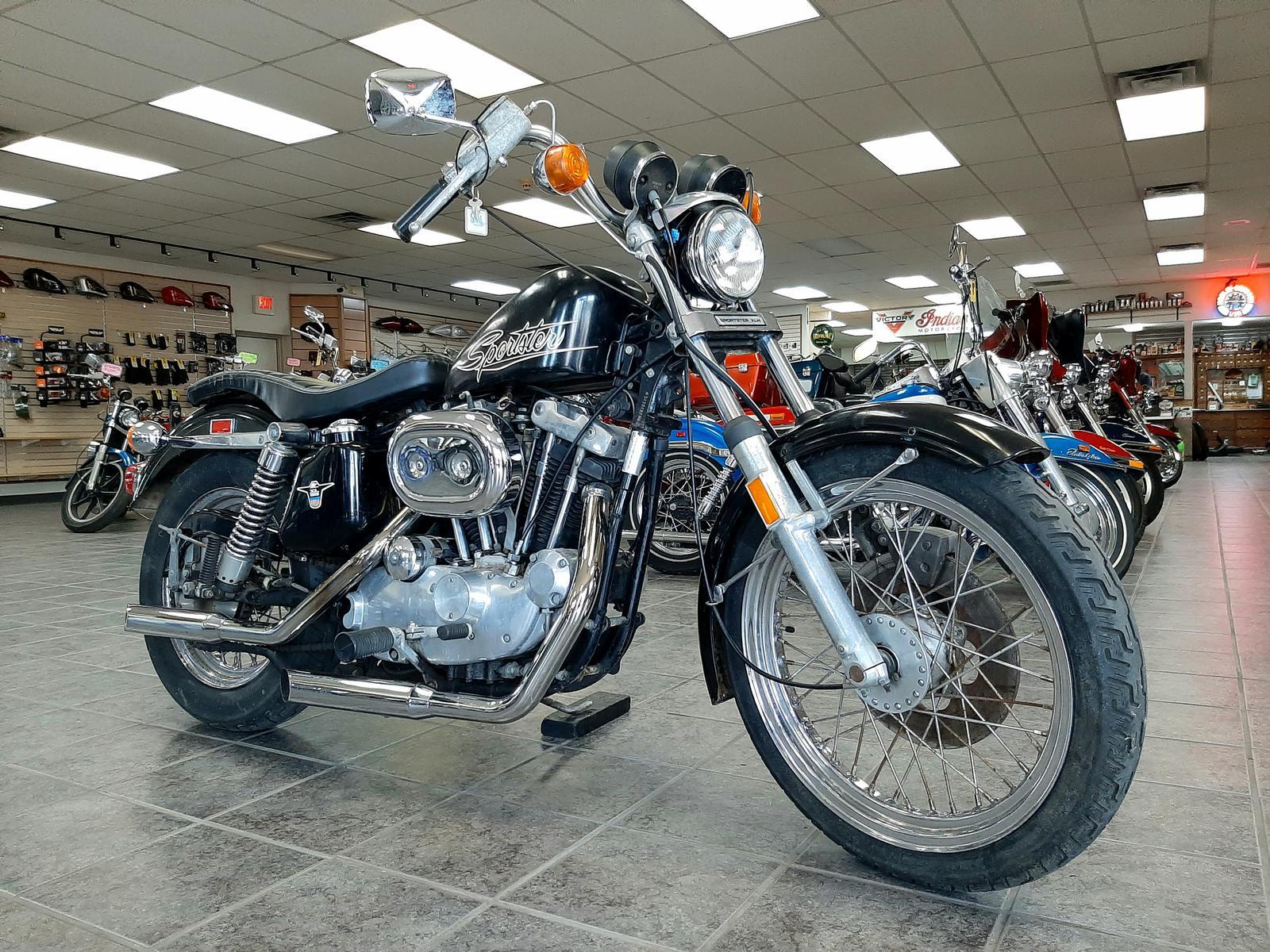 1974 Harley Davidson Ironhead Sportster For Sale In Fort Wayne In Osborn Usa Fort Wayne In 260 422 5942