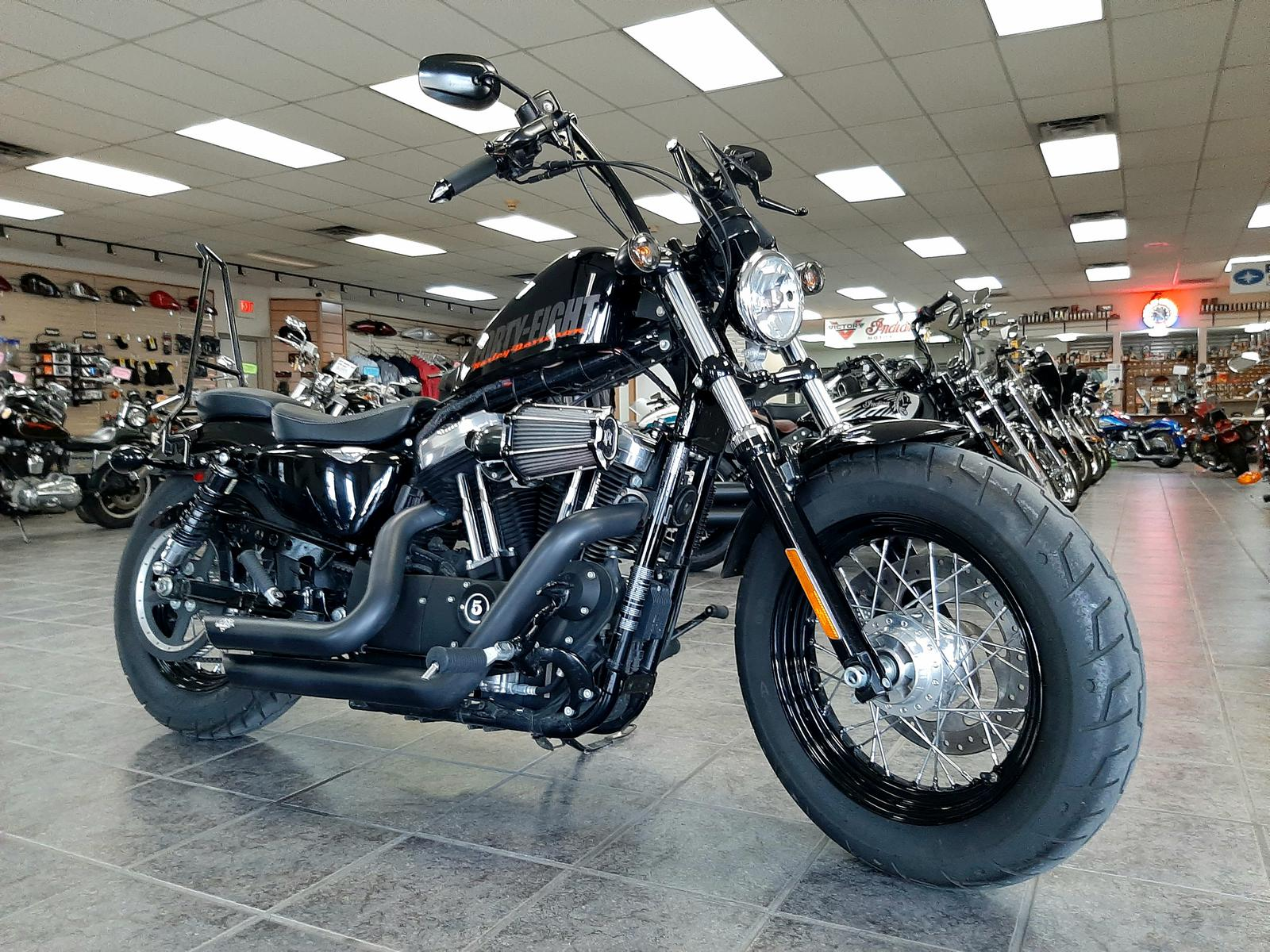 2014 Harley Davidson Sportster Forty Eight Xl1200x For Sale In Fort Wayne In Osborn Usa Fort Wayne In 260 422 5942