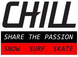 Chill - Share the Passion - Snow Surf Skate
