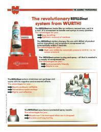 REFILLOmat System