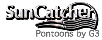 Suncatcher Pontoons by G3 Boats