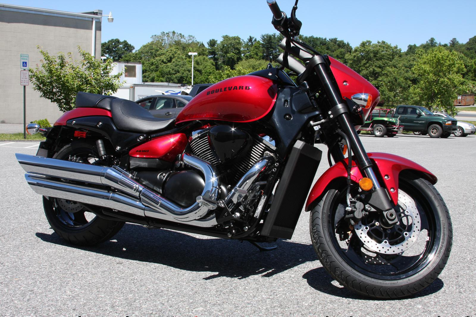 2016 Suzuki BOULEVARD M90 for sale in YORK, PA   AMS Action ...