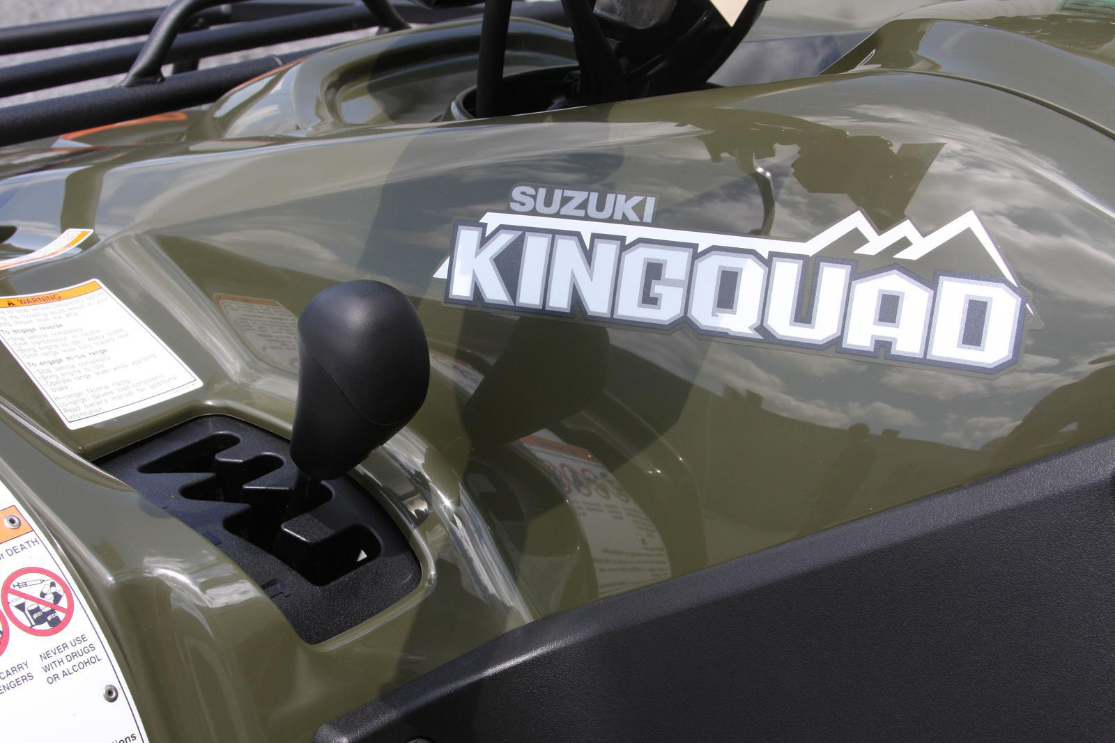 2018 suzuki kingquad 500.  Kingquad 1  6 And 2018 Suzuki Kingquad 500