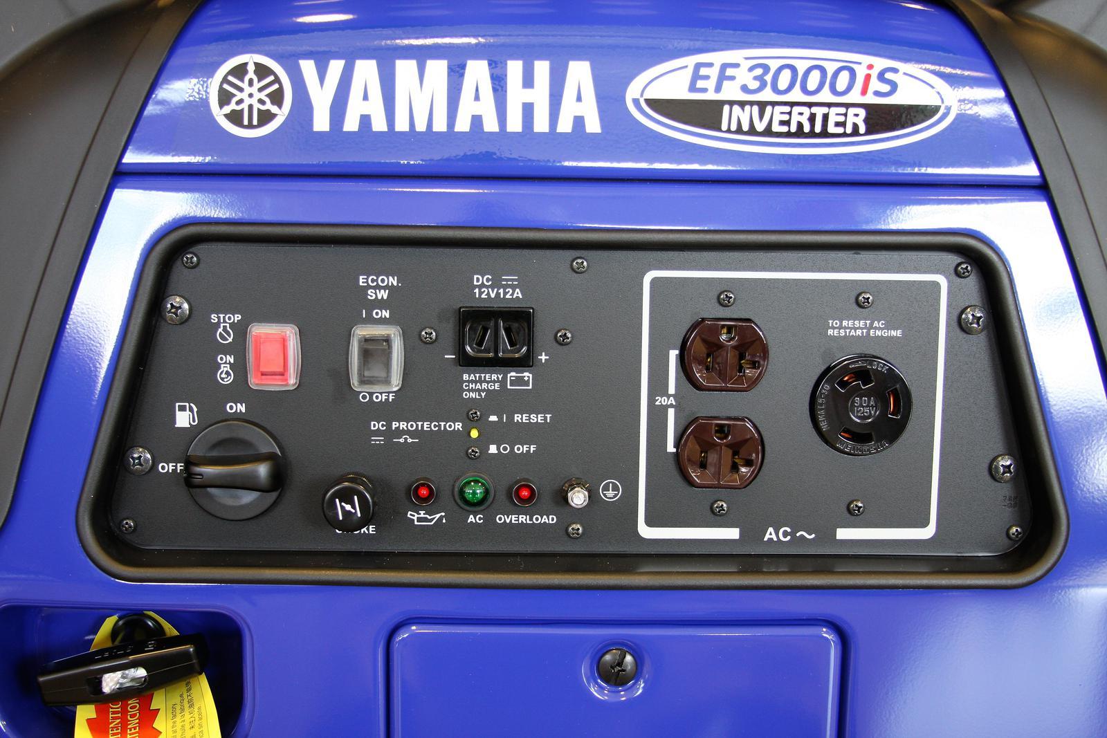2017 Yamaha EF3000IS
