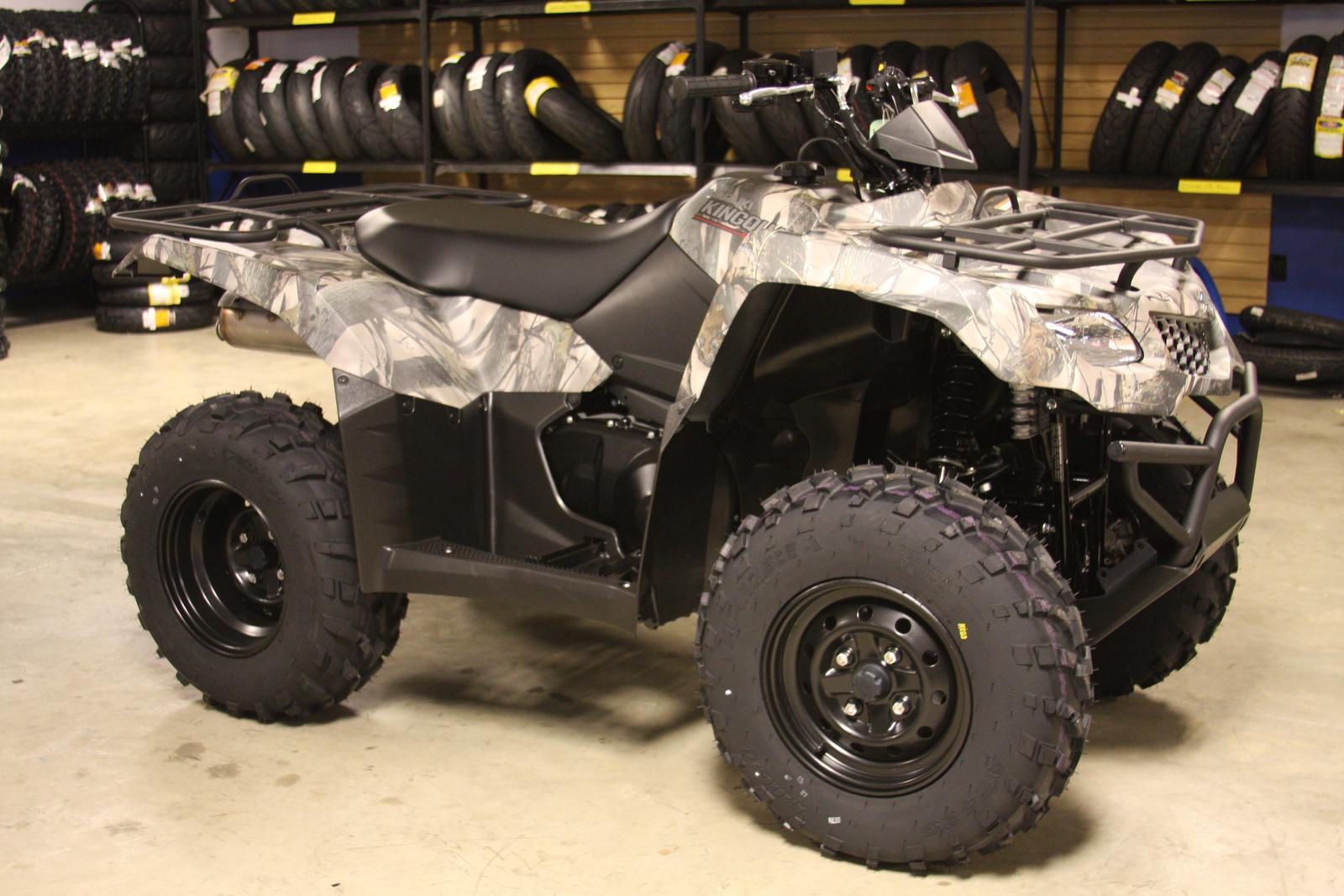 2018 Suzuki KINGQUAD 500AXI EPS for sale in YORK, PA | AMS