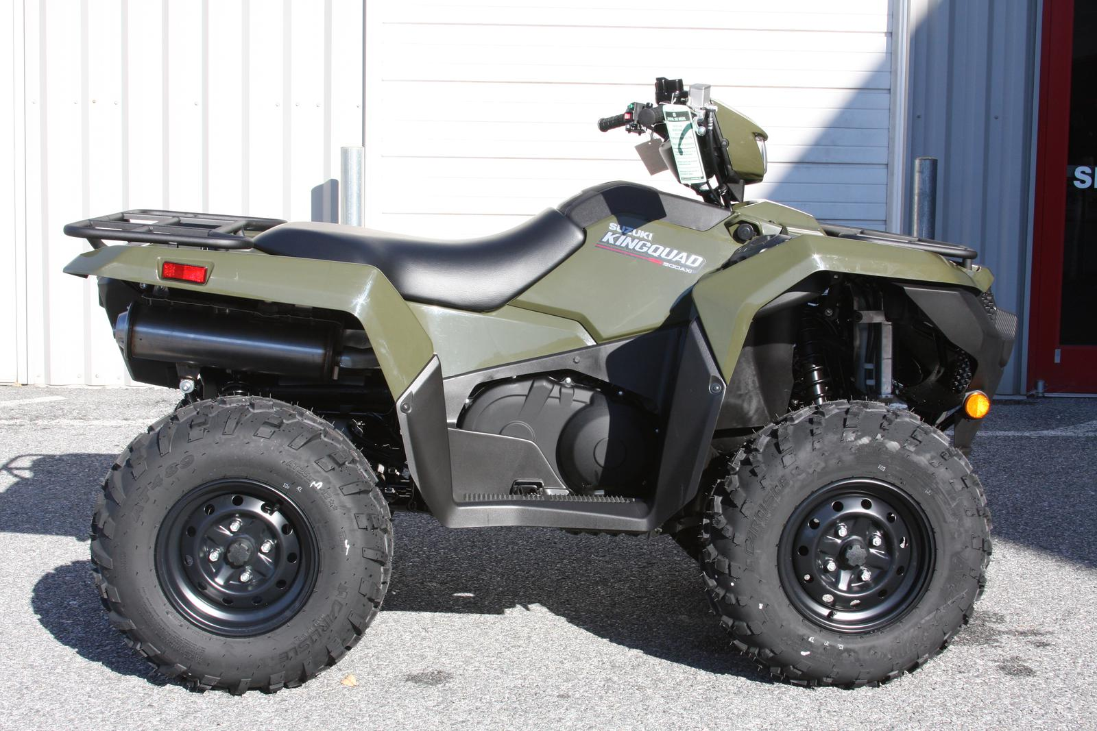 2019 Suzuki KINGQUAD 500AXI for sale in YORK, PA | AMS Action Motorsports  (717) 757-2688
