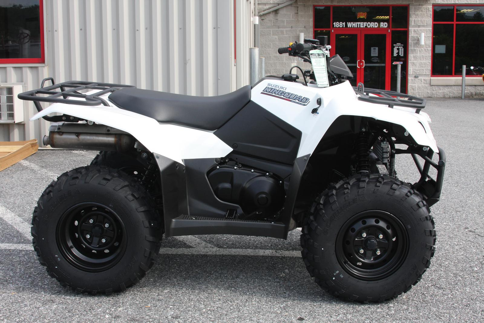 2018 Suzuki KINGQUAD 500AXI EPS for sale in YORK, PA | AMS Action