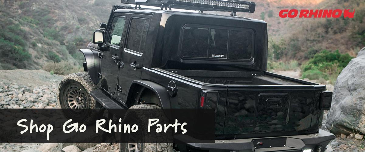 Shop Go Rhino Parts