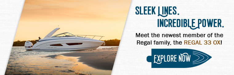 Shop Regal Boats in Irmo, South Carolina!