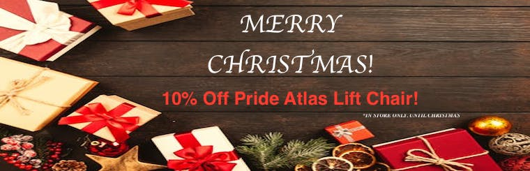 10% Off Atlas Lift Chair! IN STORE ONLY!