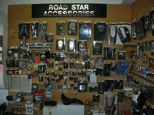 Road Star Accessories