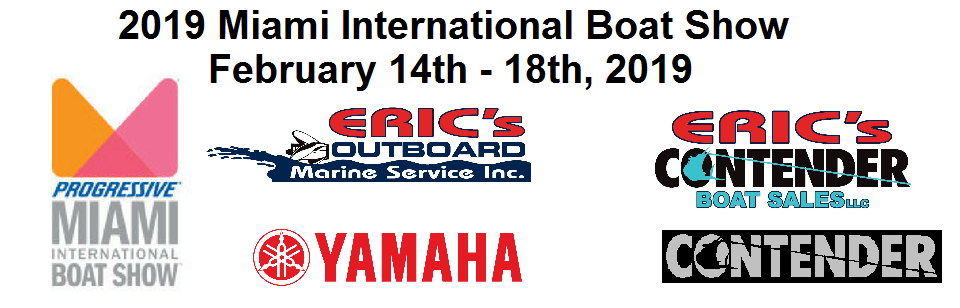 Join Us @ 2019 International Boat Show