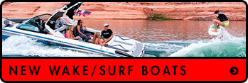 New Wake/Surf Boats