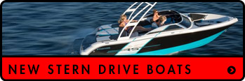 New Stern Drive Boats