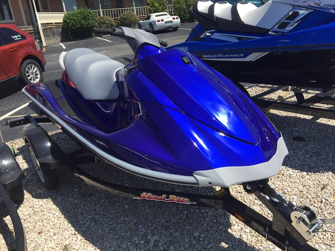 2007 Yamaha VX Deluxe for sale 150201