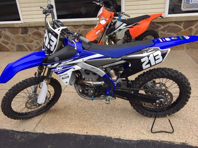 2015 Yamaha YZ250F for sale 74443