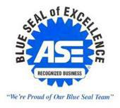 ASE: Blue Seal of Excellence