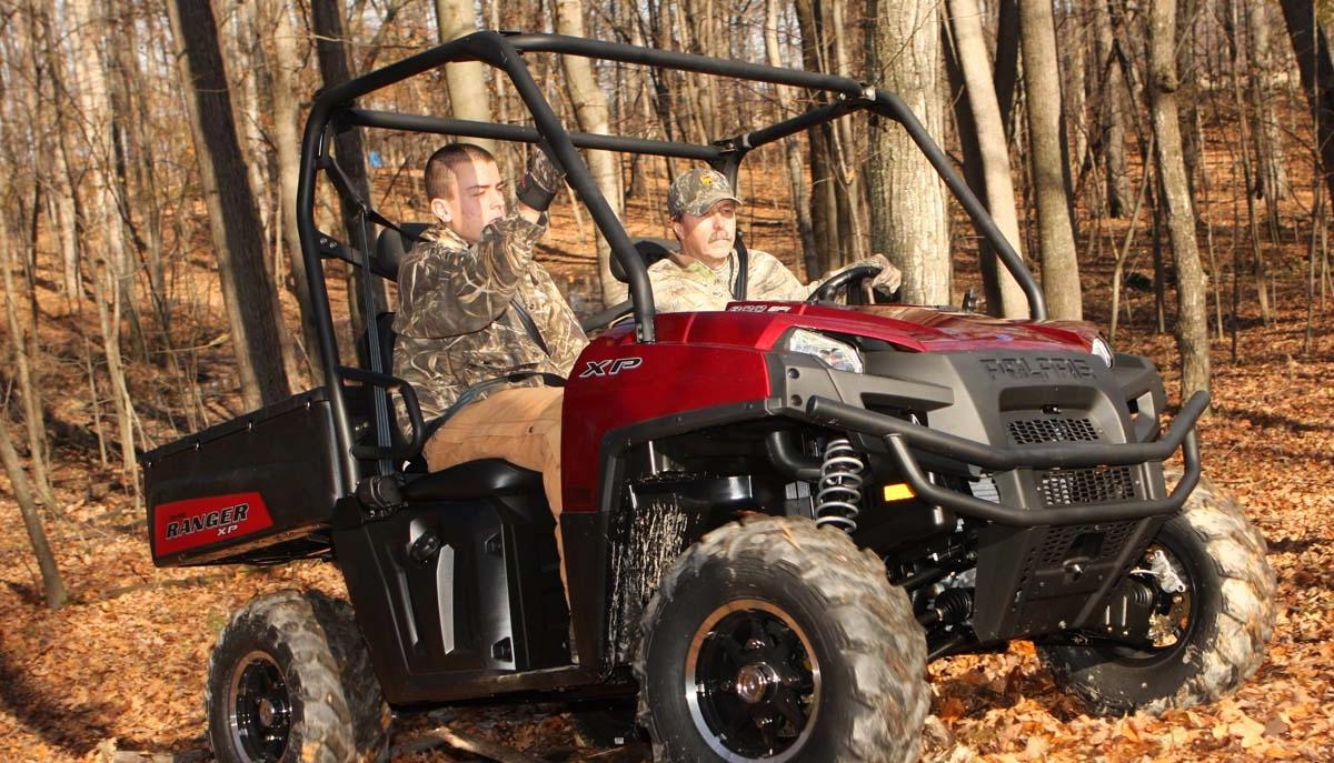 Polaris Side By Side >> Polaris Side By Sides Dowling Truck Tractor Co Inc