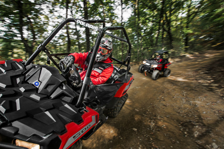 2017 Polaris ACE 500 Off Road Trails Wisconsin