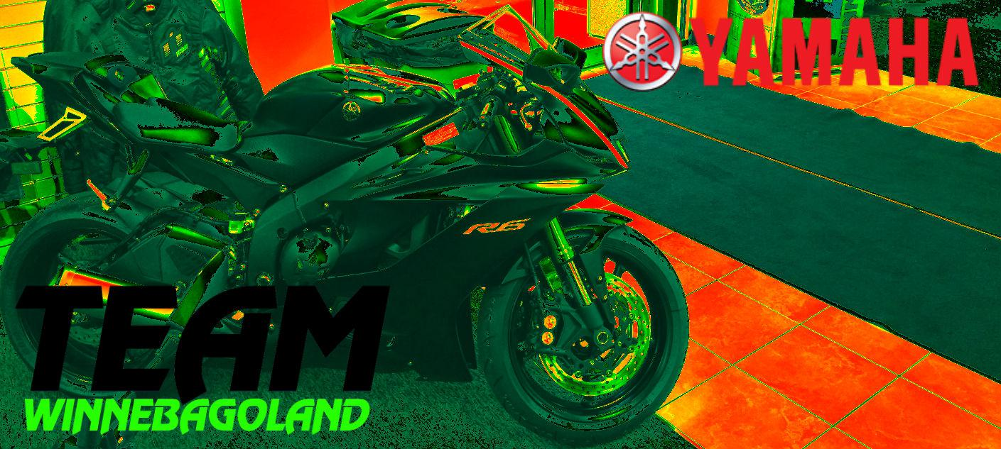 2017 Yamaha YZF-R6 Heat Map