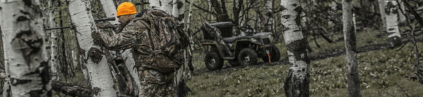 2018 Polaris Sportsman For Hunting
