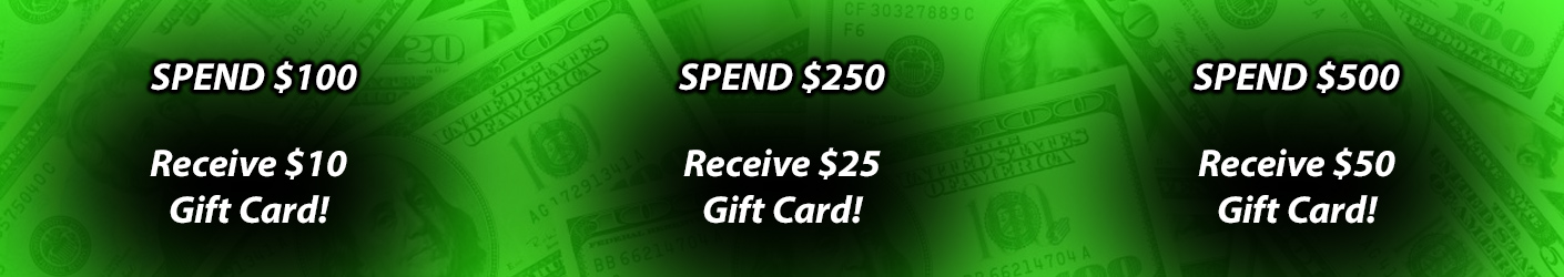 Black Friday Gift Card Give Away