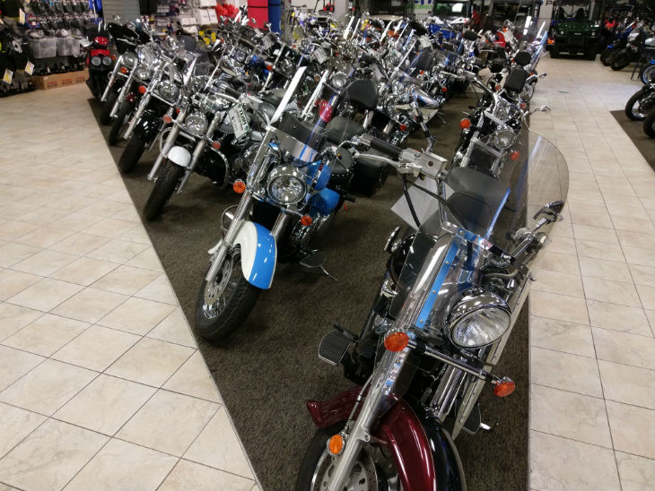 Certified Pre-Owned Cruiser Bikes Milwaukee