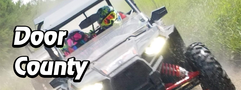 Door County ATV UTV Trail Guide