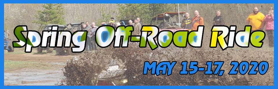 SPRING UTV GROUP RIDE CRIVITZ WI