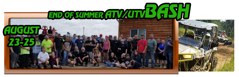 SUMMER ATV UTV RIDE OSHKOSH